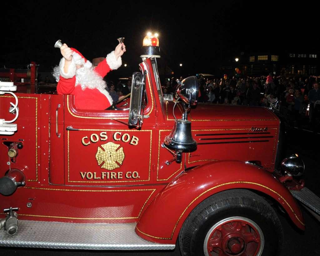 Cos Cob Winter's Eve Festival