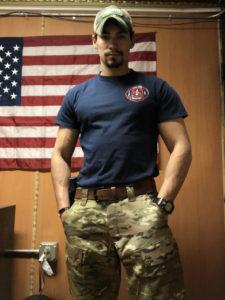Sam Navarro 3 US Army Cos Cob Volunteer